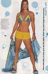 5f34e2ff7cd crochet boy shorts swimsuit patterns free | CROCHET FREE GIRL HALTER  PATTERN TOP « CROCHET PATTERNS