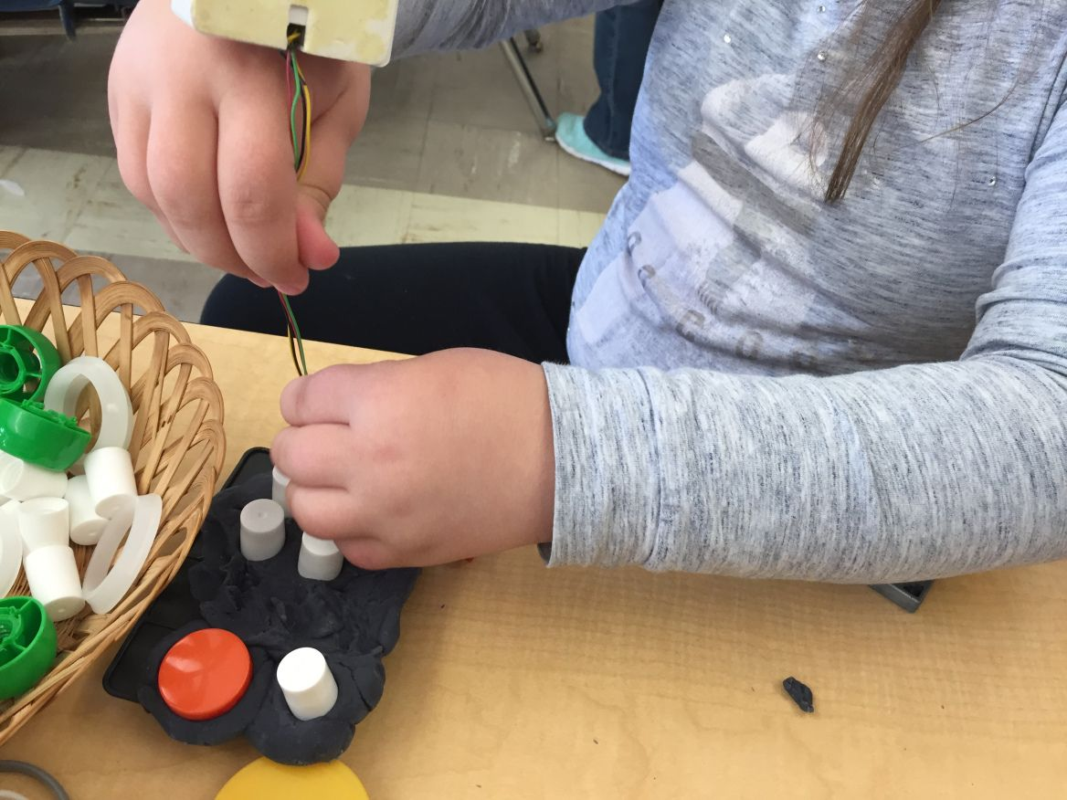 Playdough Provocations Inventor S Workshop