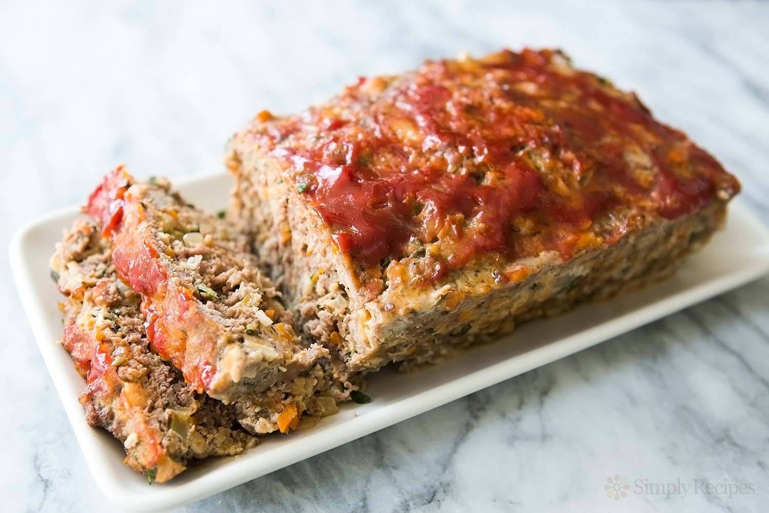 Classic Meatloaf Recipe With Images Homemade Meatloaf Classic Meatloaf Recipe Simply Recipes