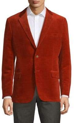 1069356b6 Hickey Freeman Millburn II Velvet Sport Jacket Find men's suits at ShopStyle.  Shop the latest