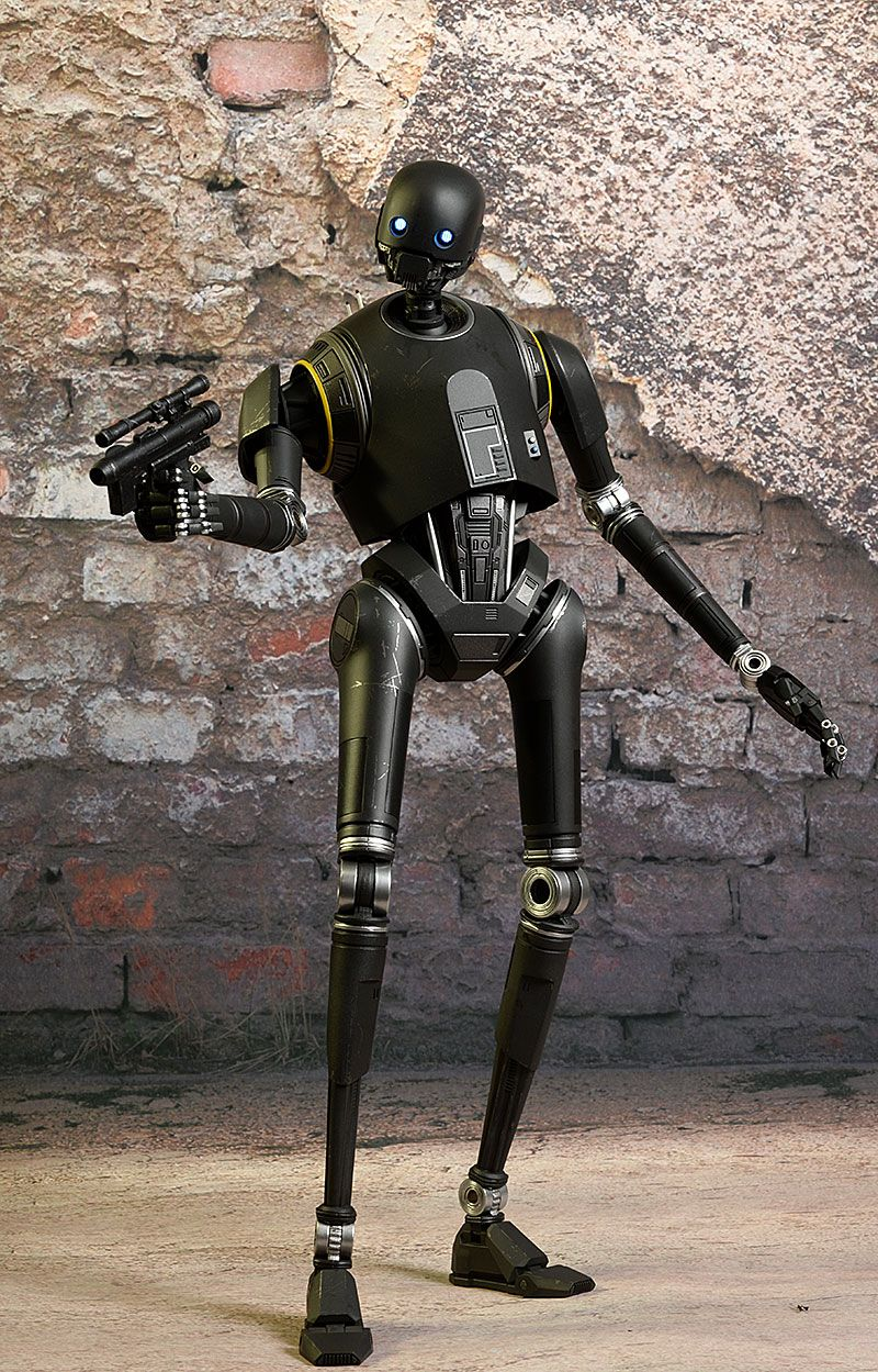 K2SO Star Wars Rogue One scale action figure in 2020