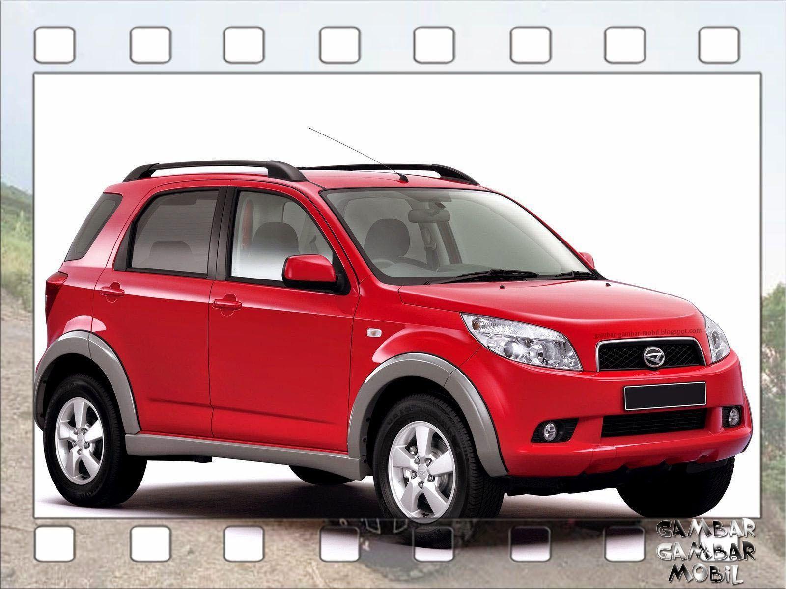 Gambar Mobil Daihatsu Terios Gambar Gambar Mobil Daihatsu Mobil