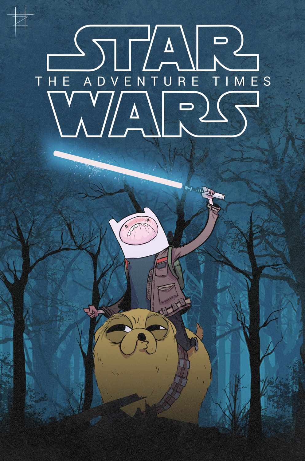 Star Wars The Adventure Times Jonatas Zavaski Agnello Adventure Time Characters Adventure Time Wallpaper Adventure Time