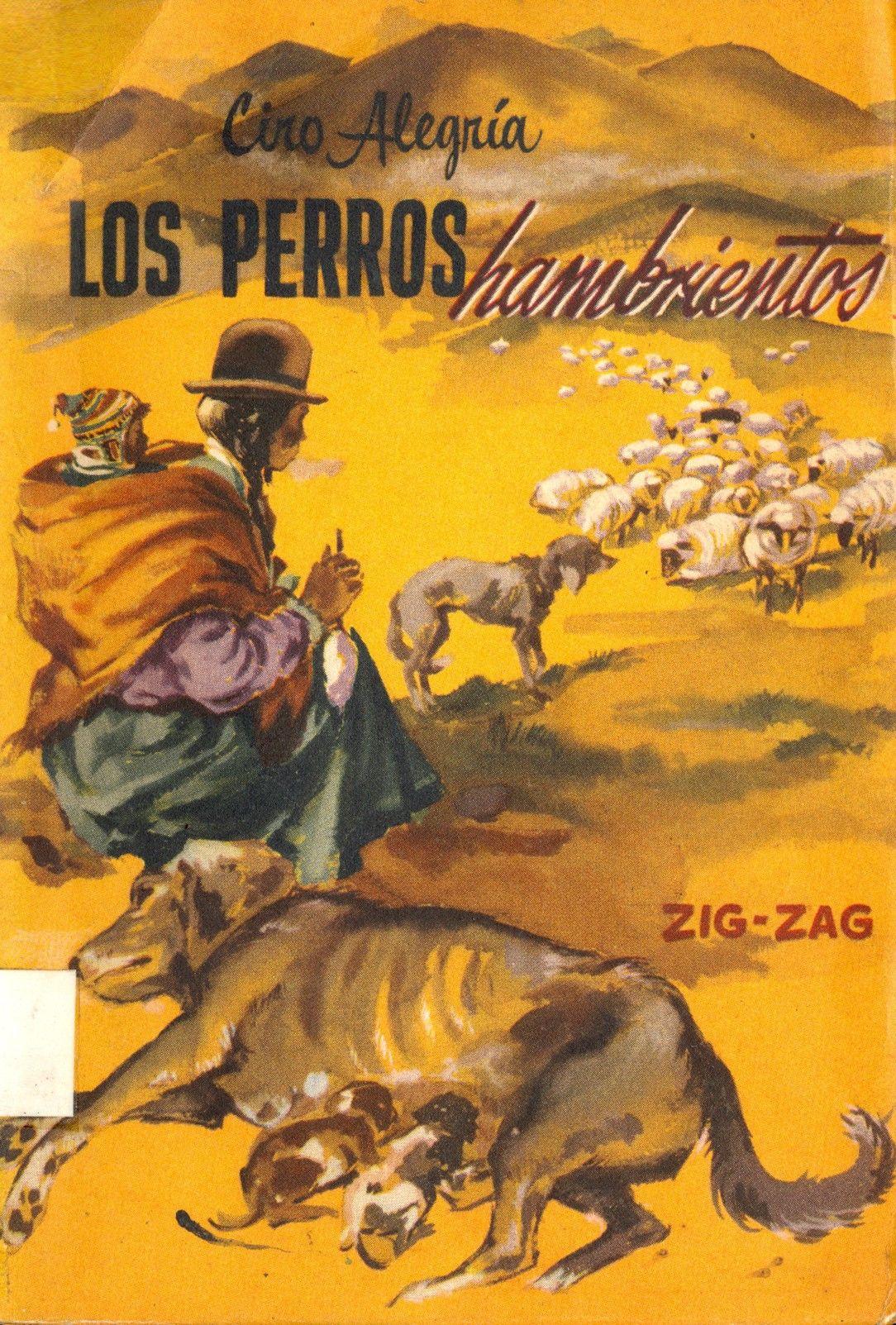 Ciro Alegria Los Perros Hambrientos Movie Posters Poster Painting