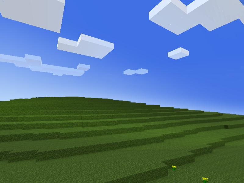I Tried To Recreate The Windows Xp Background Bliss In Minecraft Cool Desktop Wallpapers Desktop Wallpapers Backgrounds Background Hd Wallpaper