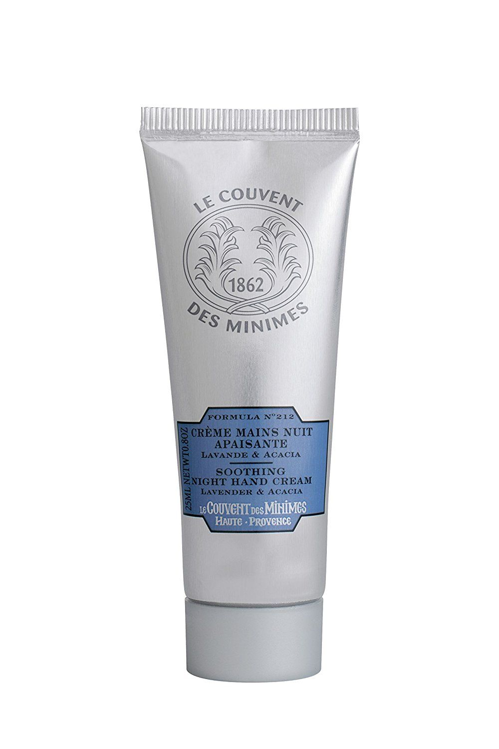 Le Couvent des Minimes Soothing Night Hand Cream, Lavender and Acacia, 0.8 Ounce ** Special  product just for you. See it now! : Skin Care - Feet, Hands, Nails