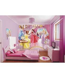 Buy Fairy Princess Wall Mural at Argos.co.uk, visit Argos.co.uk to shop online for Home improvements, Wallpaper, samples, borders and wall stickers