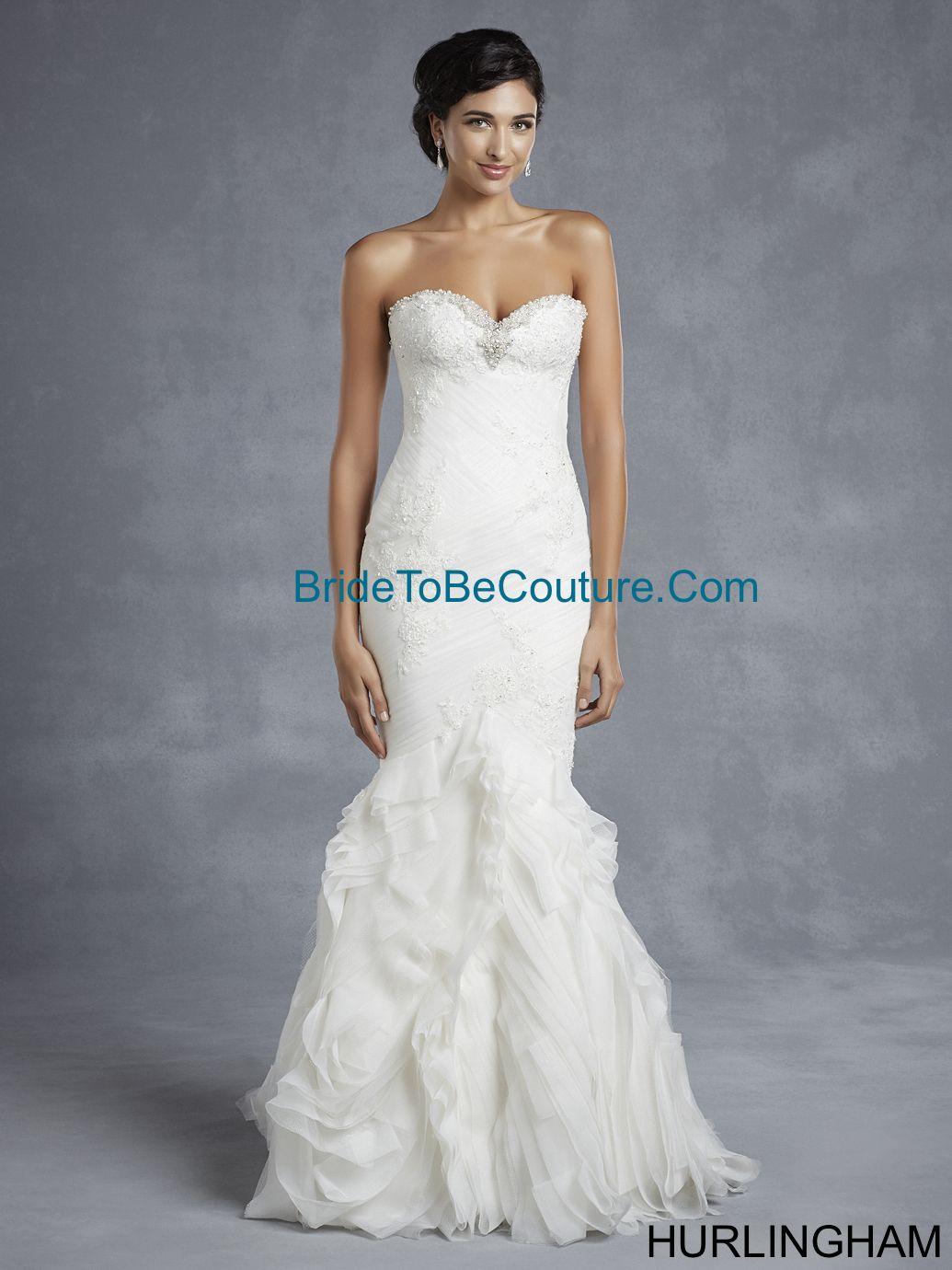Best wedding dresses for full bust  ENZOANI BLUE  Sacramento Wedding Gowns and Dresses  Best Wedding
