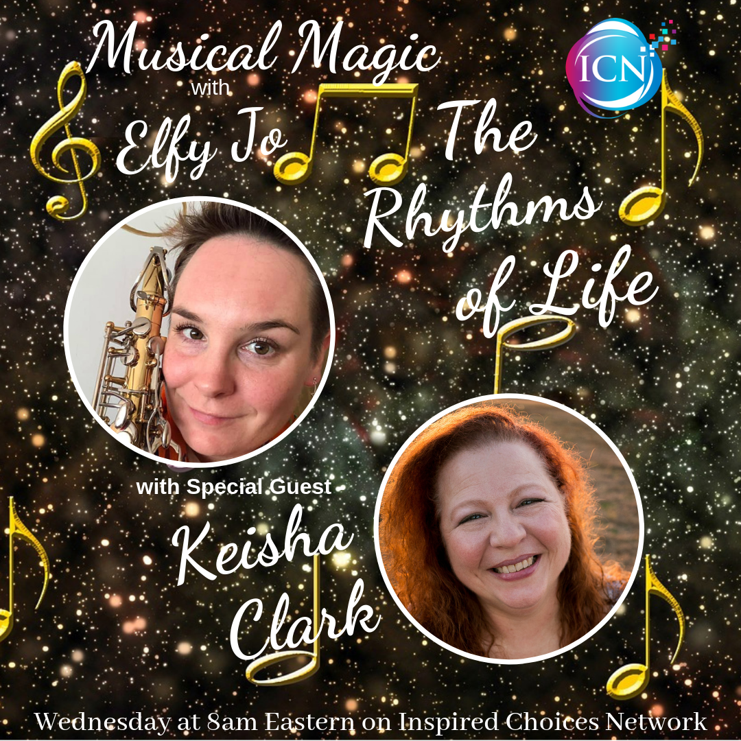 Ready To Dance The Rhythms Of Life Guest Keisha Clark On Musical Magical With Elfy Jo Wednesday At 8am Est 7am Cst 6am Rhythms Life Instagram Bio