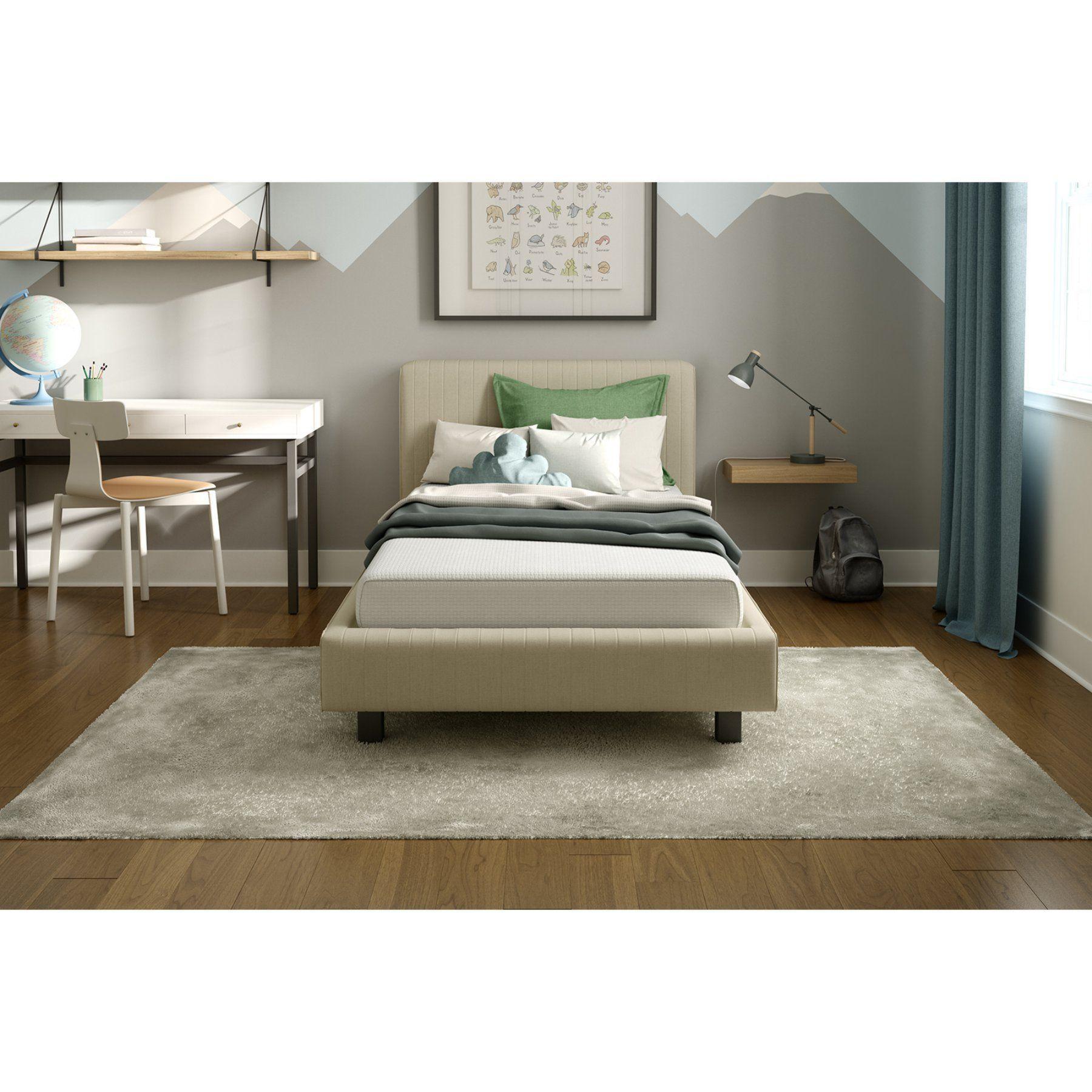 Signature Sleep Inspire 6 In Certipur Us Memory Foam Mattress