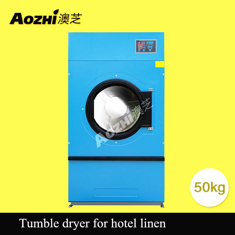 Tumble Dryer 50kg Tumble Dryer Hotel Towels Hotel Linen