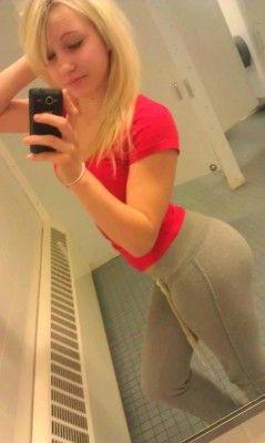Hot blonde gallery