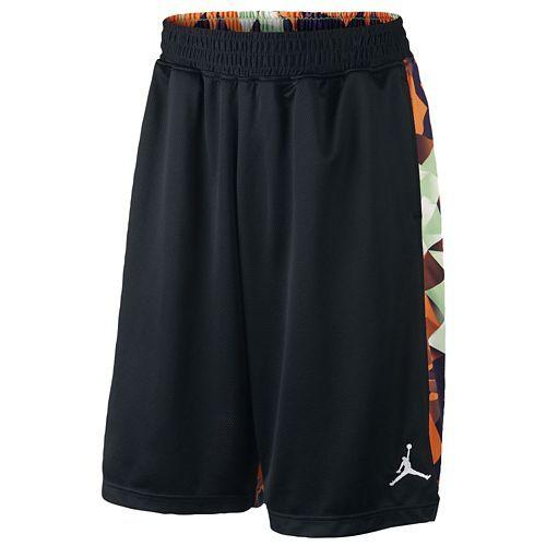 Jordan Retro 7 Printed Shorts - Men's