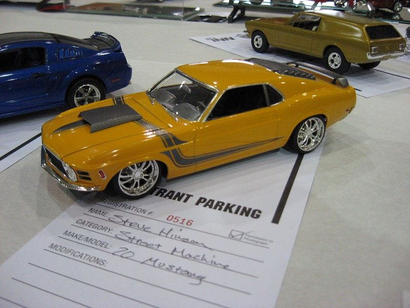 70 Boss Mustang | Plastic Fanatic | Pinterest | Mustang, Model car ...