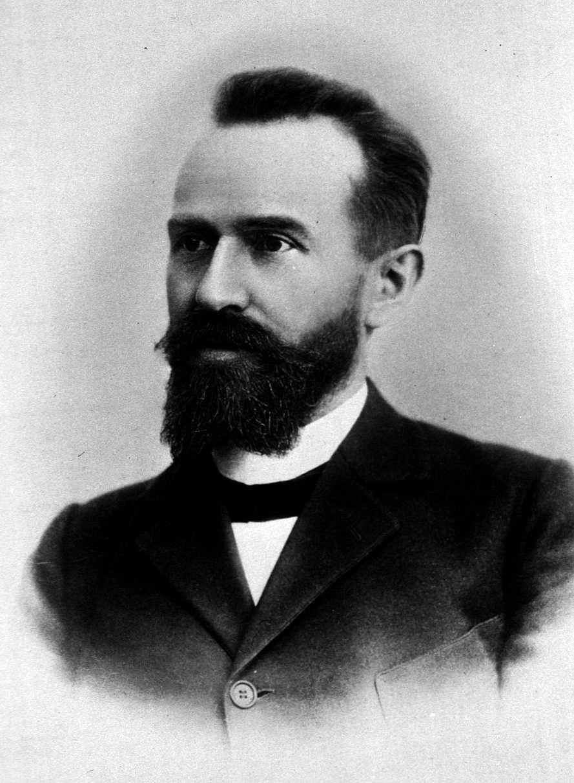 Eugen Bleuler, Criador do termo Esquizofrenia.