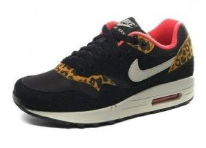 nike air max 1 soldes leopard