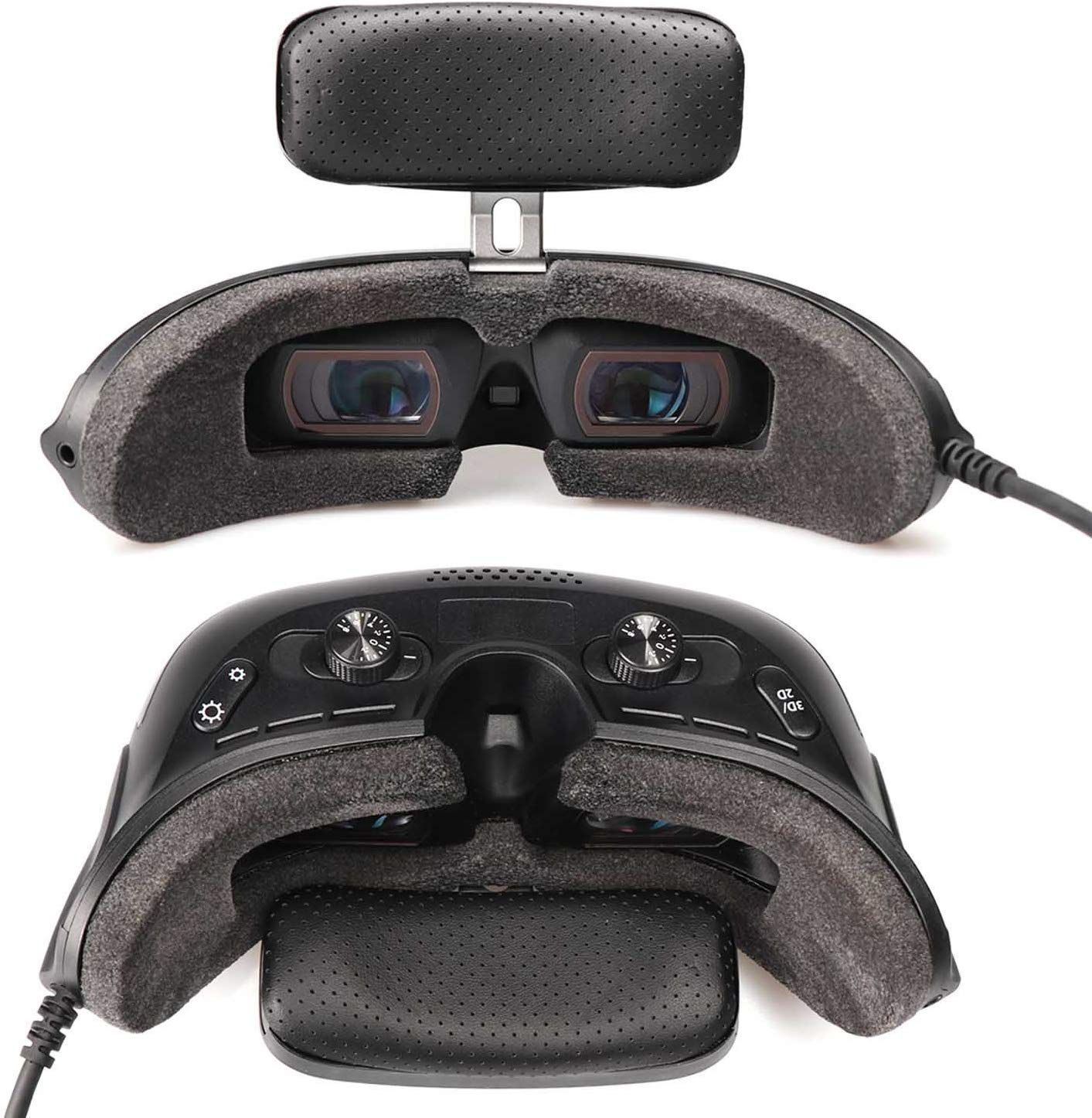 Qkfly 3D VR Headset All in one Virtual Reality Integrated