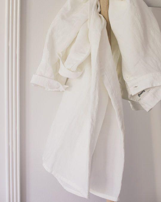 Minutes – Shirt dress by Samuji.