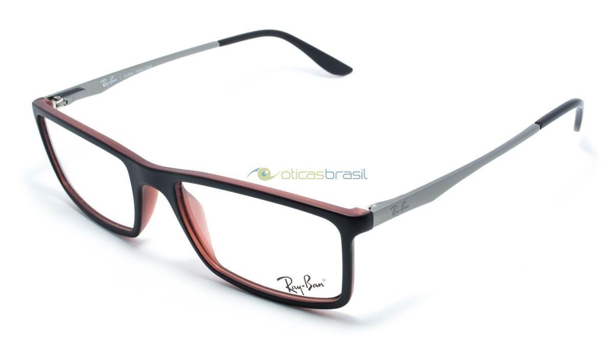 d198aaad4fecd Pin de Óticas Brasil em Ray-Ban   Pinterest   Óculos, Óculos de grau ...