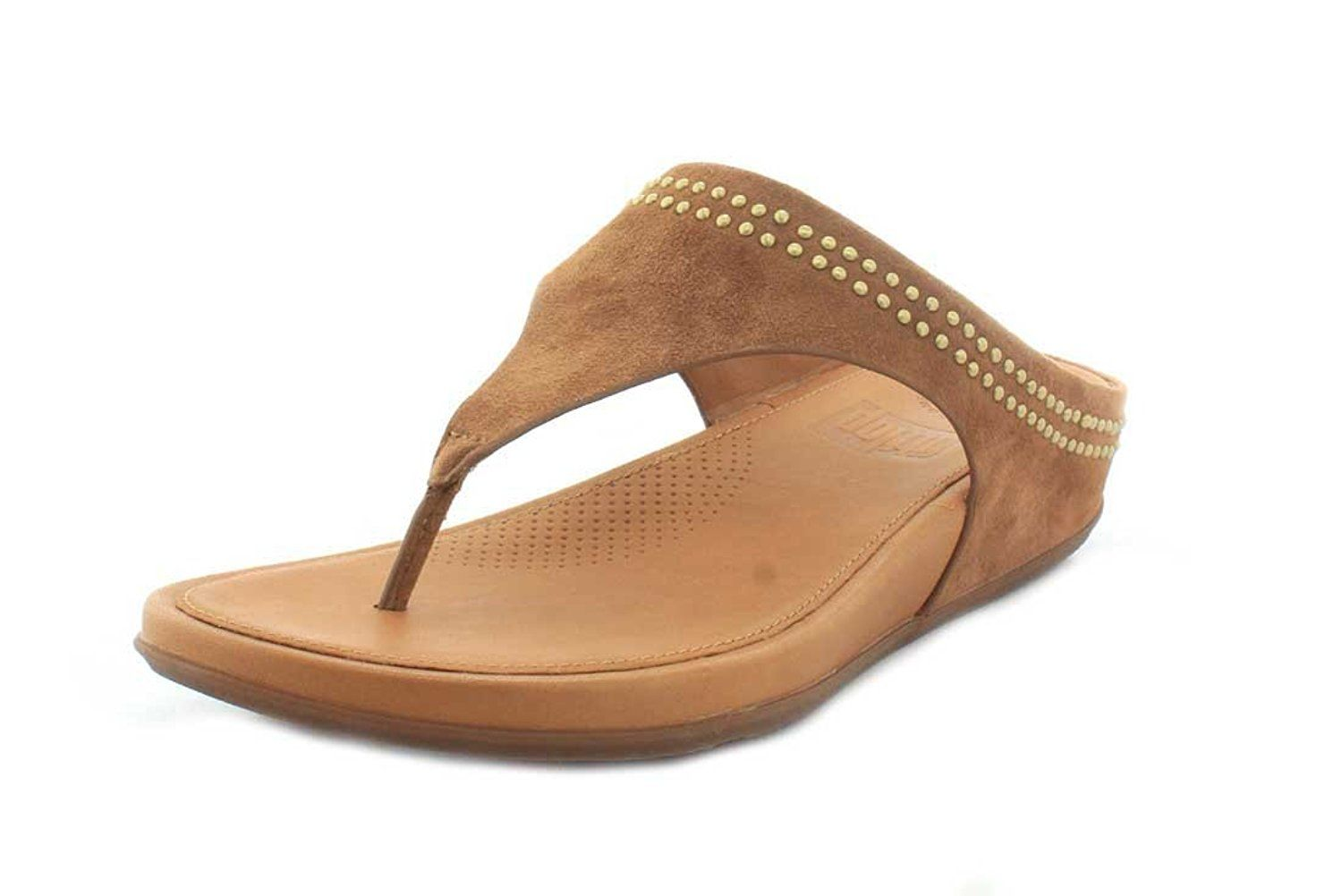8ec81c1cc71cb FitFlop Trade  Womens Banda Trade  Suede Toe-Thong Sandals with Studs.  Click here for the women s FitFlop sizing guide. Women s  Shoes