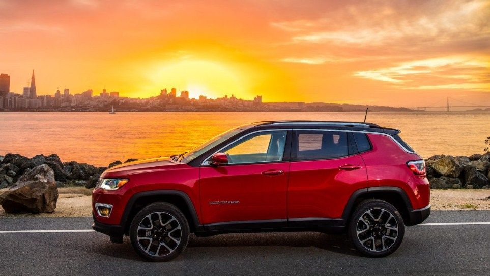 2019 Jeep Compass Concept Release Date In 2020 Jeep Compass Jeep Awd Sports Cars