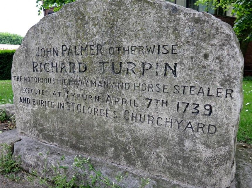 when was dick turpin born to be wild