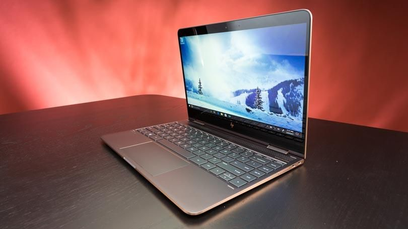 The World S Thinnest Laptop This Is Called The Spectre X360