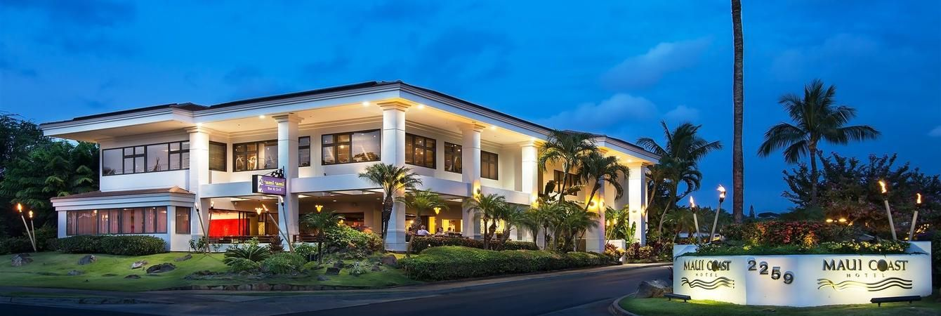 Welcome To Ami Restaurant At The Maui Coast Hotel