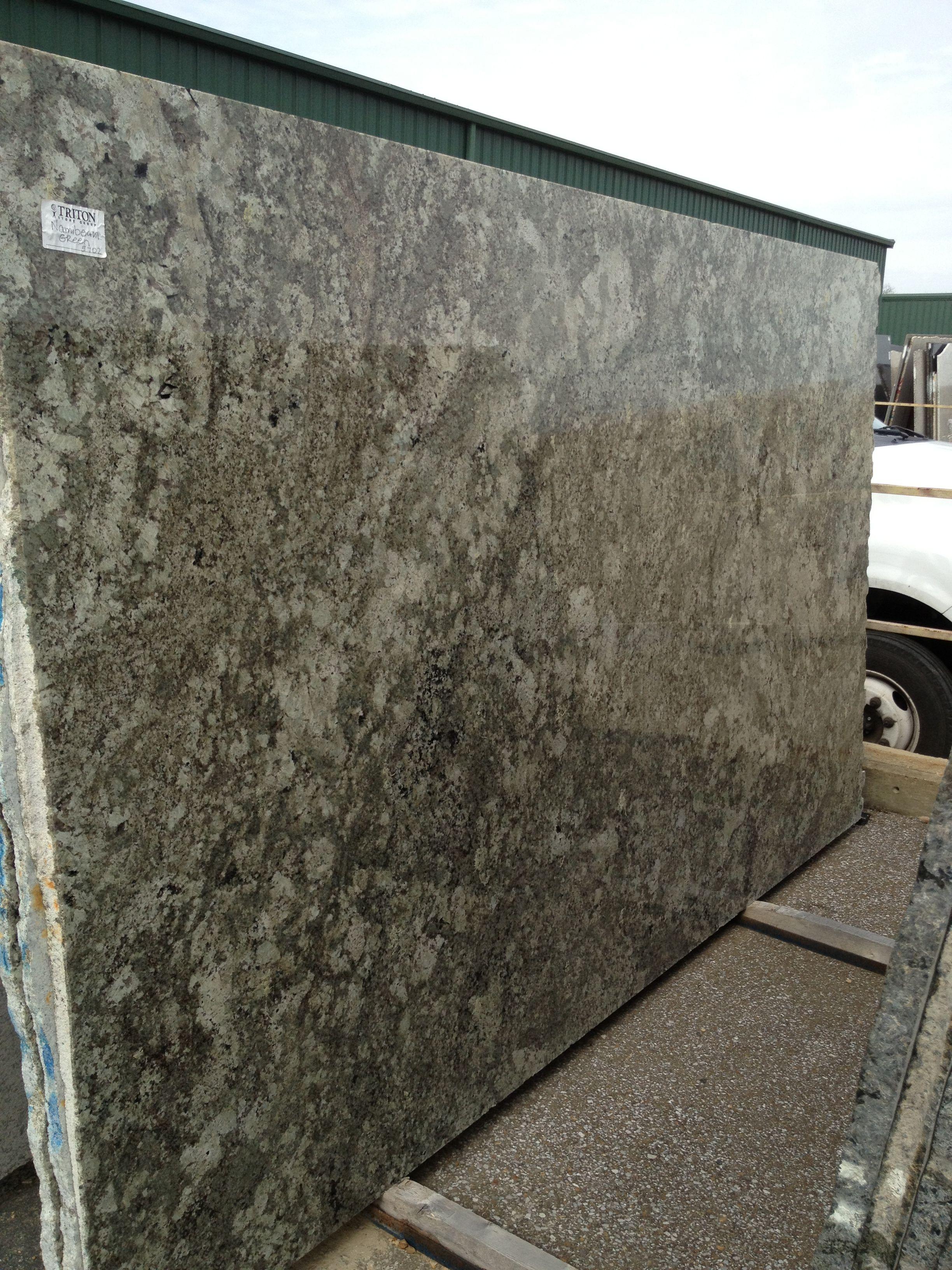 Namibian Green Granite Countertops Tub Deck Shower Bench Shampoo Niche Green Granite Green Granite Countertops Granite Countertops