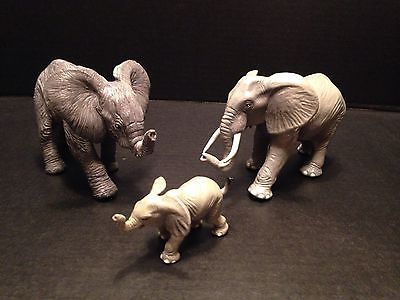 Safari Toys For Boys : Vintage elephant figures safari ltd  boys and girls