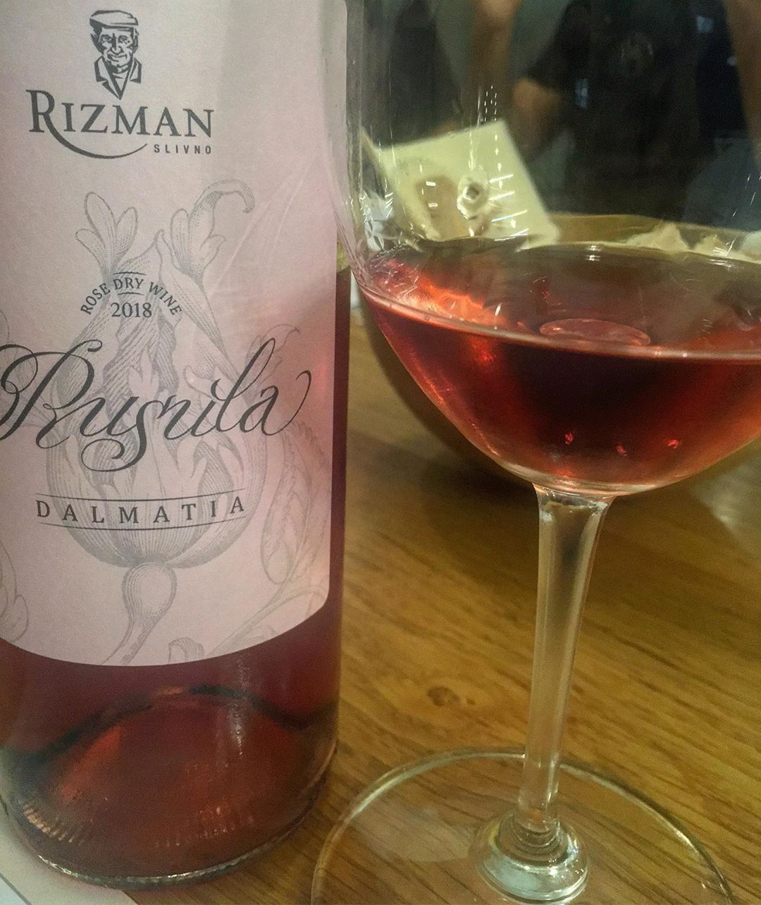 Gian Luca G On Instagram Vinarija Rizman Rusula 2018 90 Plavacmali 10 Syrah Skin Contact 20 Minutes It Has Distinctive Ar Sour Cherry Aromas