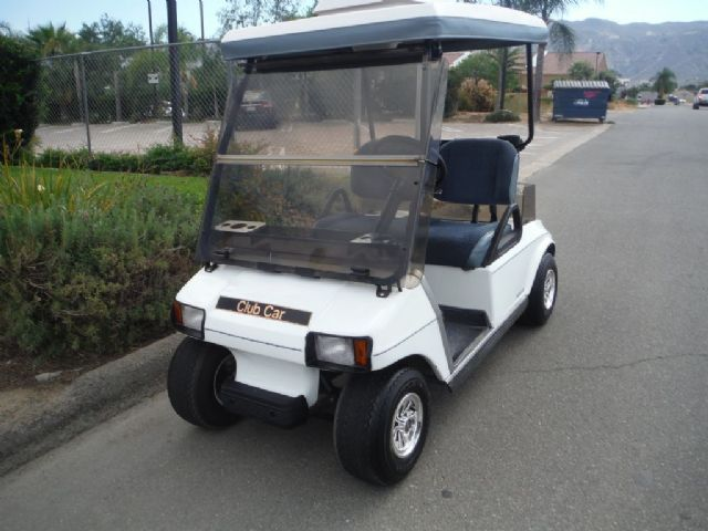 2001 Club Car Ds Electric Golf Car Golf Cart White For Sale In