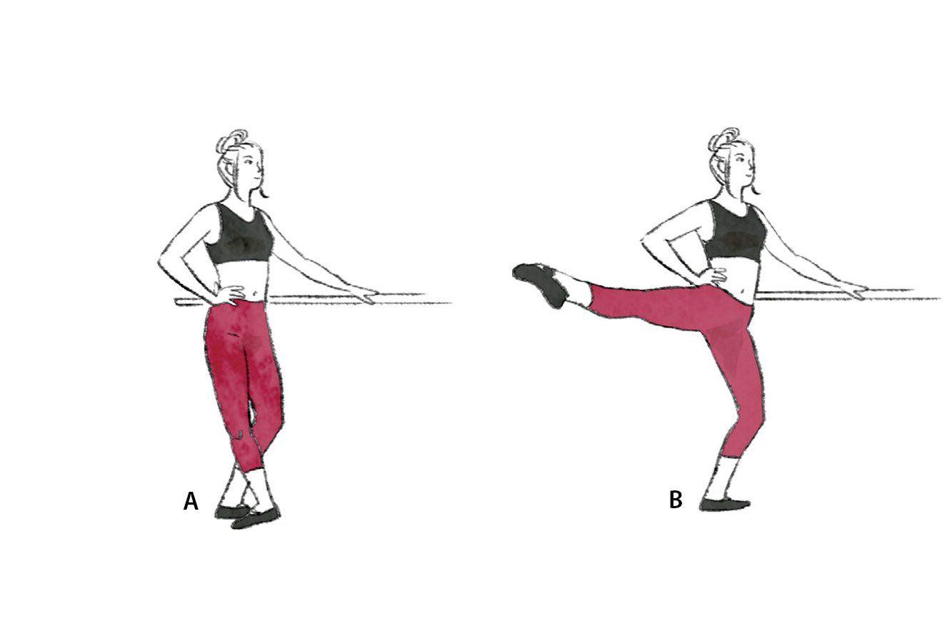 Ballet fitness: treino que desenha o corpo e queima 740 calorias #balletfitness
