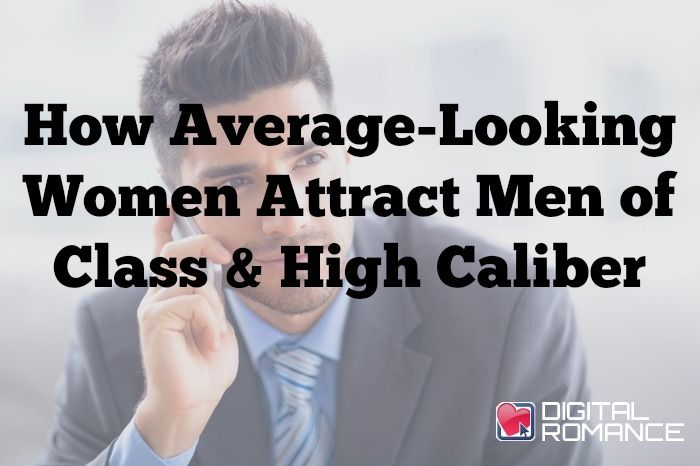 Dating an average looking girl