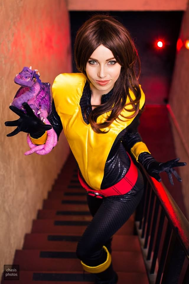 Character: Kitty Pryde / From: MARVEL Comics \'X-Men\' / Cosplayer ...