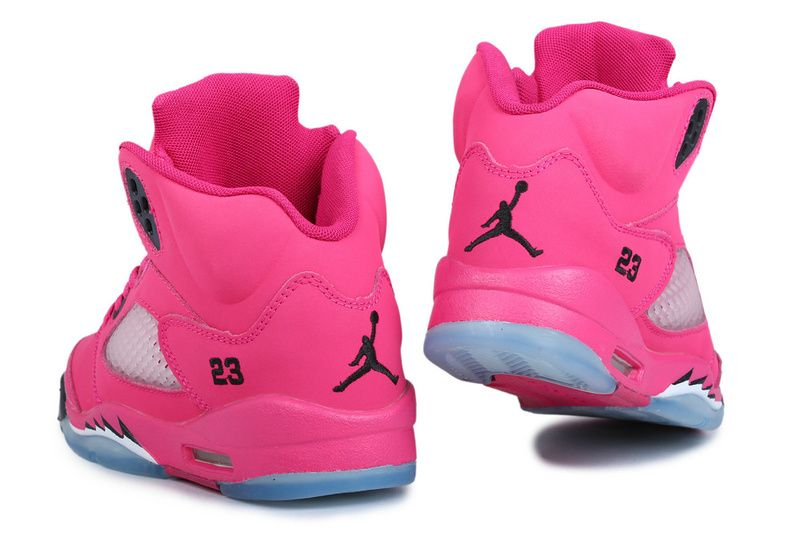 jordan shoes in pink