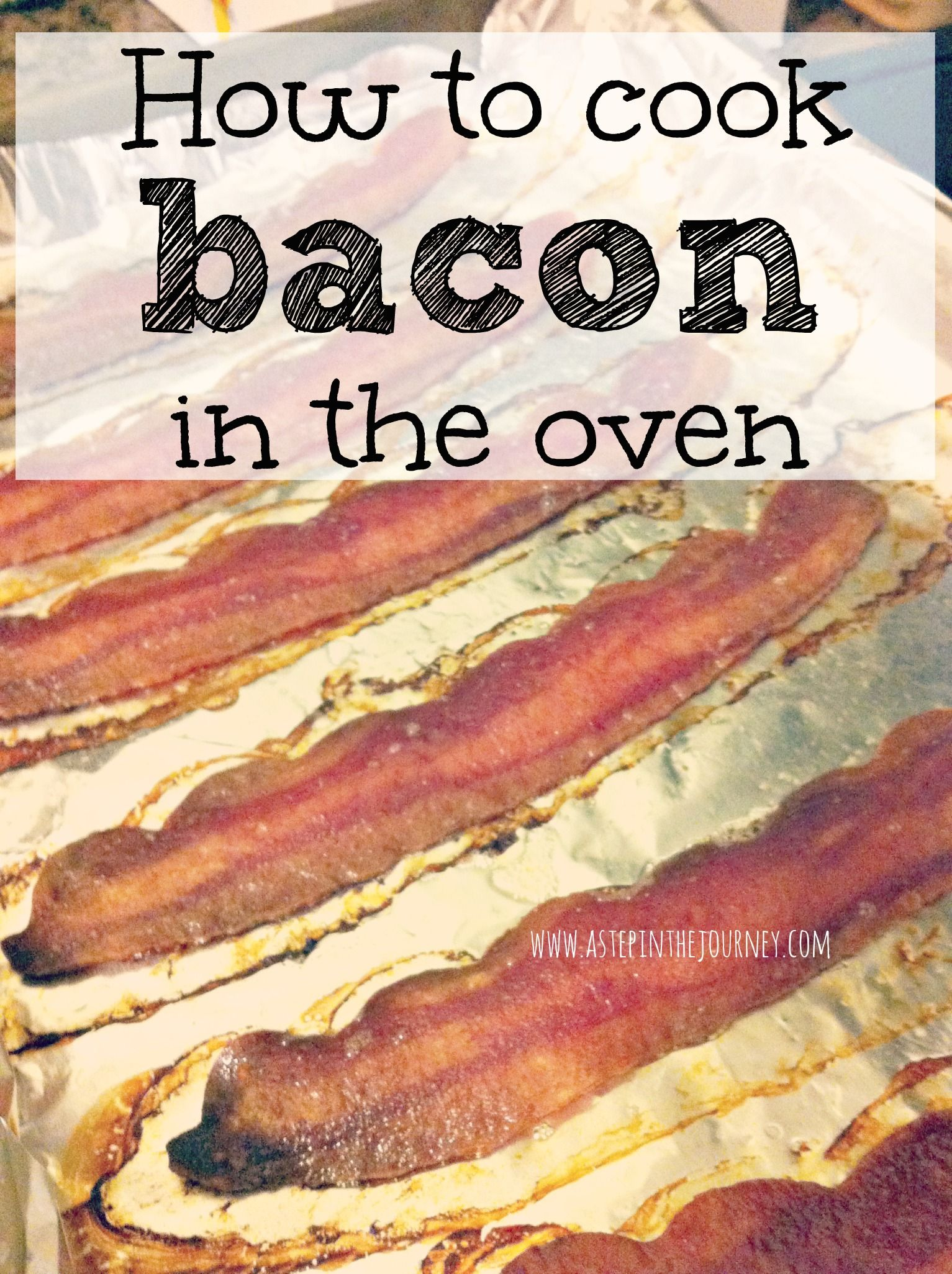 How to cook bacon in the oven bacon in the oven food
