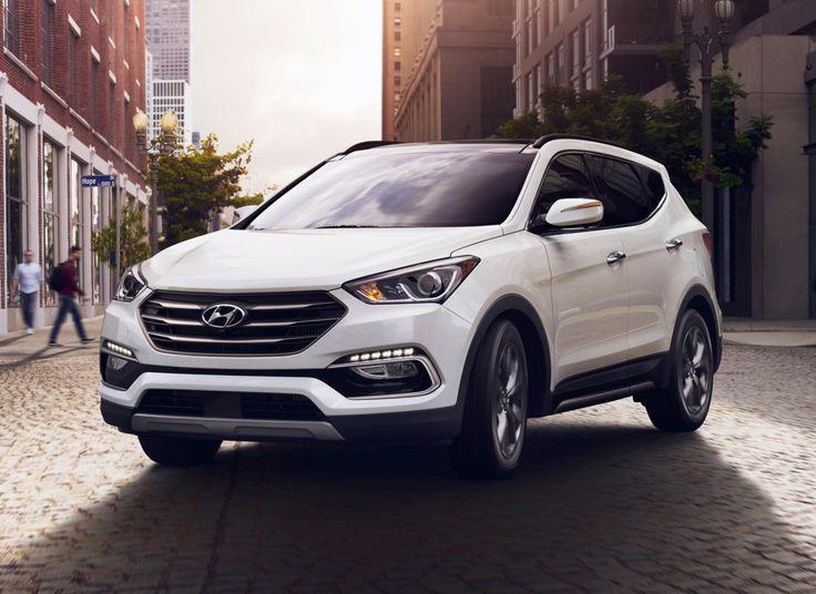 2017 Hyundai Santa Fe Sport USspec (DM) '2016 Hyundai