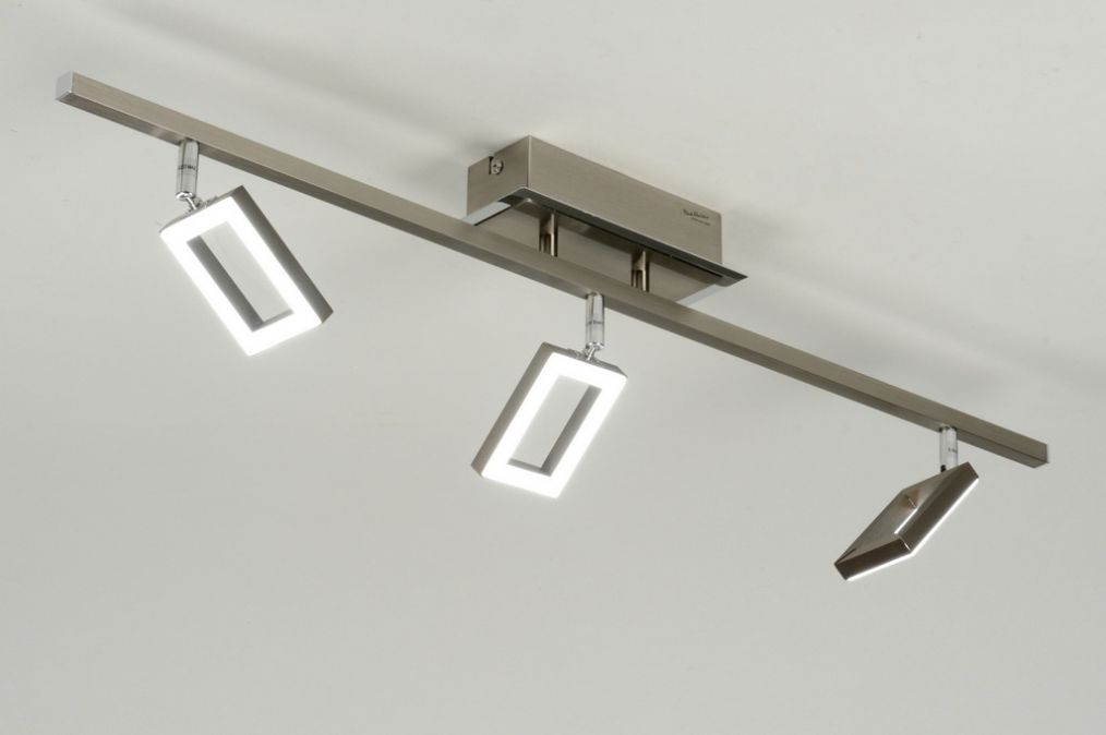 Design led lumi res plafonnier lampe chambre coucher - Eclairage chambre spot ...