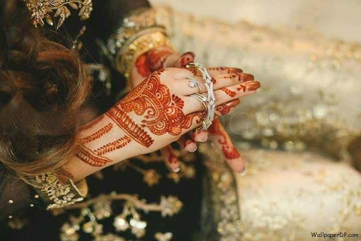 Mehndi Hands Dps : Image for cute hands girl wearing bangle random click dp fb