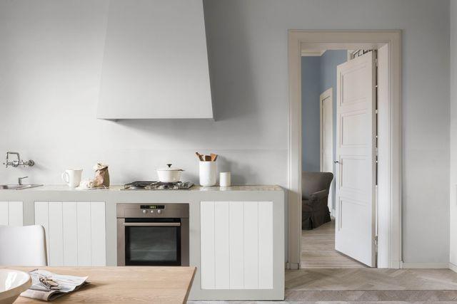 Fabuleux Peinture cuisine : les couleurs tendance | Adoucissant, La cuisine  PB32