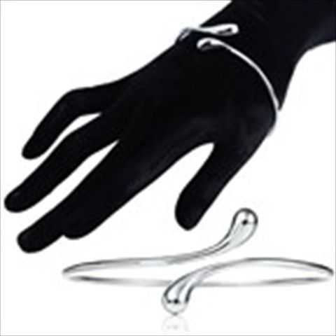 Fashionable Water-drop Design Bracelet Hand Chain Wrist Ornament Jewelry for Female Woman Girl