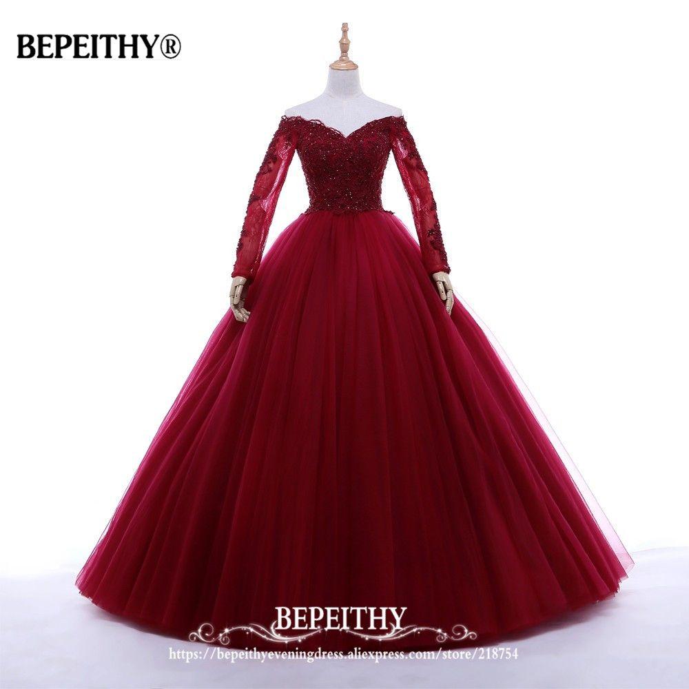 Neue Ankunft Ballkleid V-ausschnitt Abend Kleid Partei Elegante ...