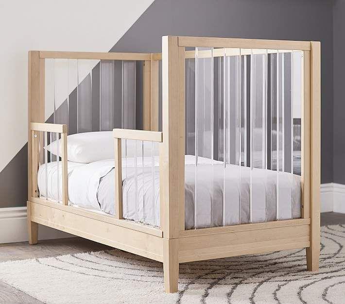 Everton 3 In 1 Toddler Bed Conversion Kit Toddler Bed Modern