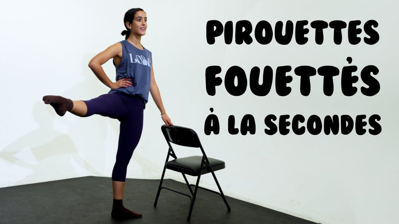 How To Do Pirouettes Fouettes And A La Seconde Turns I Dance