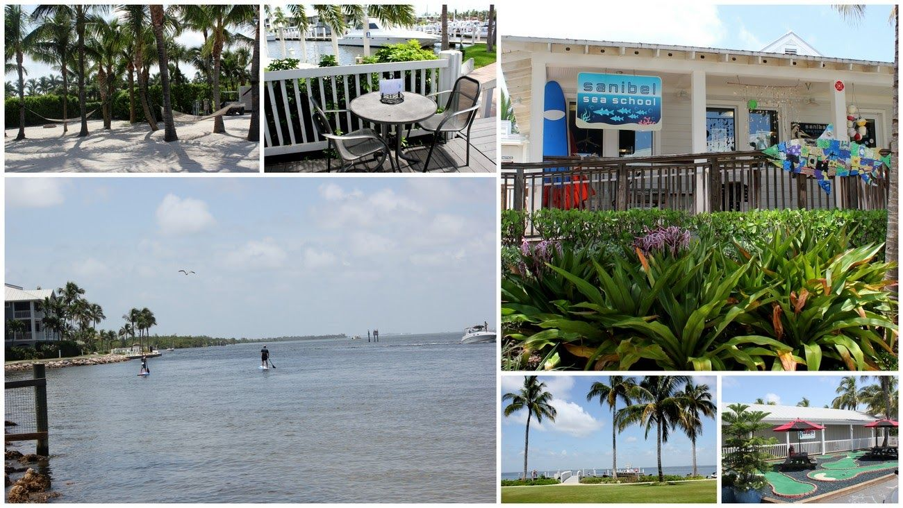 Sanibel Island Luxury Resort: South Seas Island Resort: Captivating By Captiva Island
