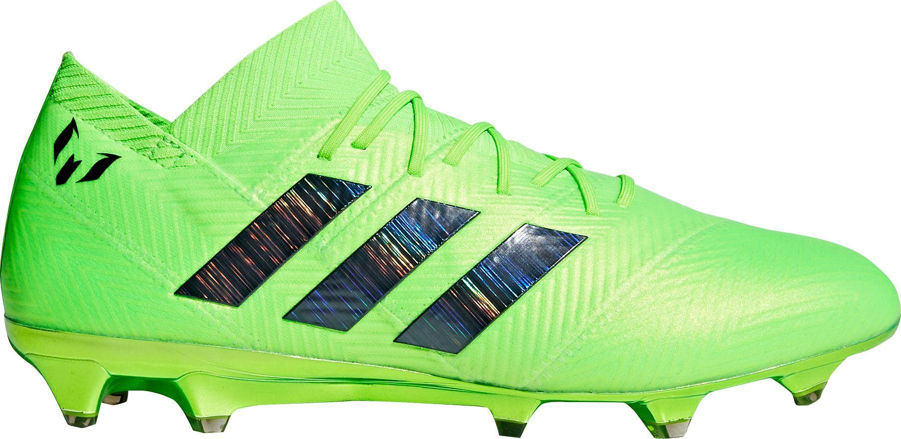 6dd5c79a7b63 adidas Men's Nemeziz Messi 18.1 FG Soccer Cleats | Products | Soccer ...