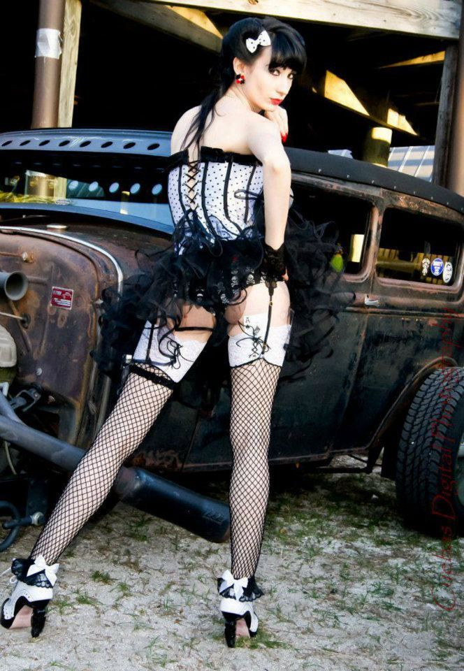 Girls and Hot Rods and Rat Rods! | Hot Rods Bikes & Pin ...