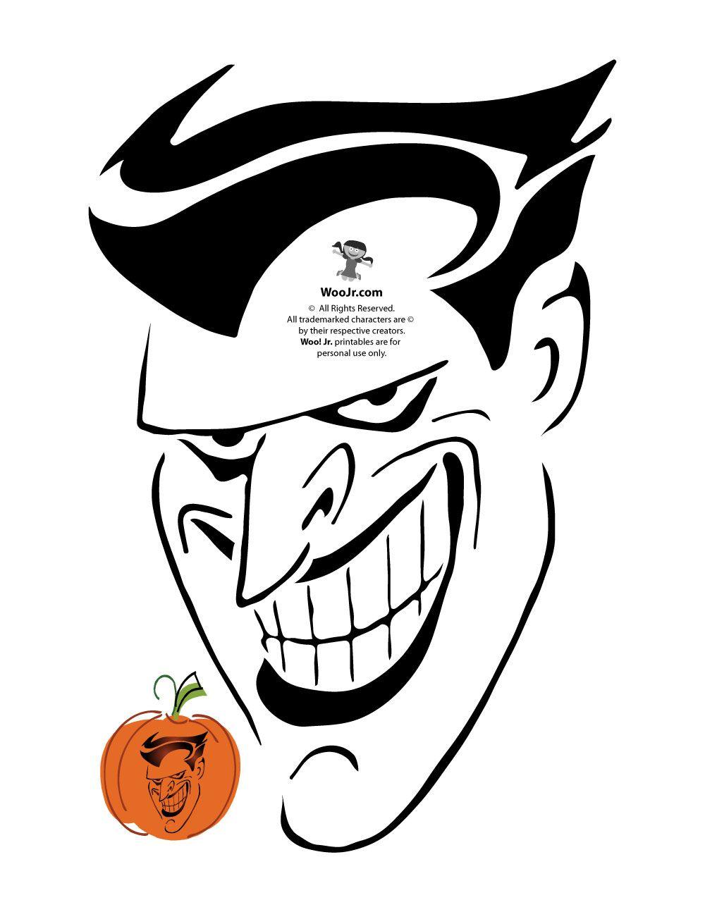 Berühmt Pumpkin Carving Schablone Galerie - Bilder für das ...