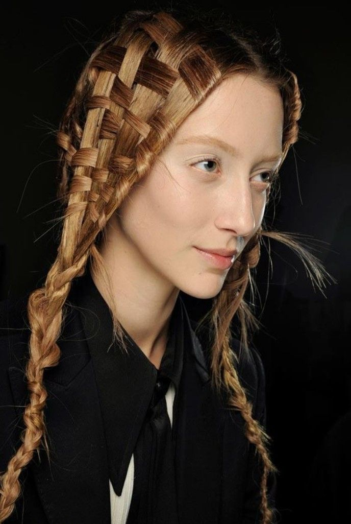 Caleb\'s bacon weave on hair | My Style | Pinterest | Bacon weave ...